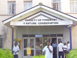 Forestry and Nature Conservation
