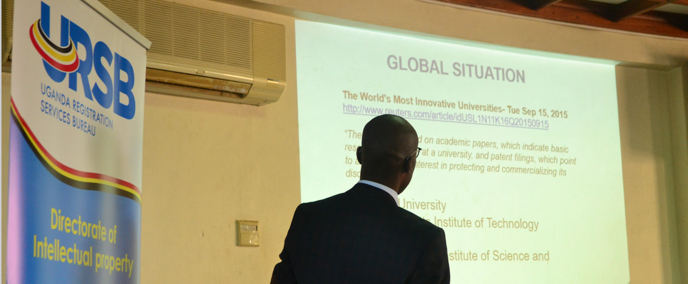 Mak staff recommend training on intellectual property and