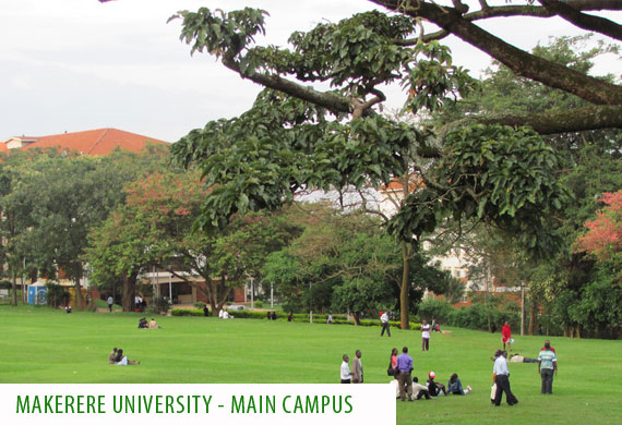 Makerere University - Main Campus (Freedom Square)