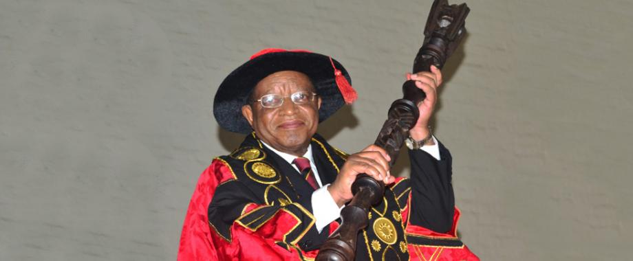 Prof. Suruma, a renowned scholar of economics and management, succeeded Prof. George Mondo Kagonyera who has been the Chancellor of the University since 2007.