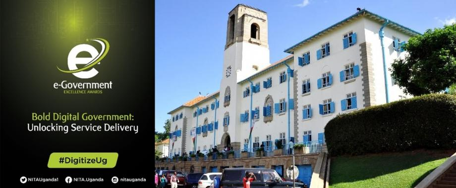 Makerere University, Best MDA of the NITA-U OUTSTANDING WEB-PORTAL AWARD: CONNECTED CATEGORY, 27th June 2019, Kampala Uganda