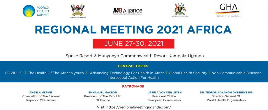 Hosted and organized by Makerere University in partnership with the Government of Uganda.